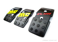 Car Styling MOMO Racing Pedals Universal Manual Accelerator Pedals Brake Pedal