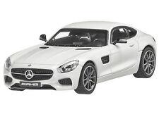 Norev 2015 Mercedes Benz Amg Gts (C190) Diamond White 1:43 Dealer Edition*New!