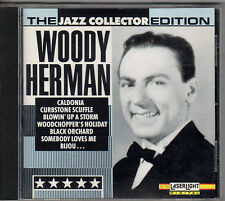 Jazz Collector Edition by Duke Ellington/Artie Shaw/Woody Herman (CD,...