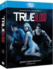 TRUE BLOOD - Complete Series Season 1 2 3 *NEW BLU-RAY