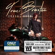 TRACI BRAXTON - CRASH & BURN [ONLY @ BEST BUY] NEW CD