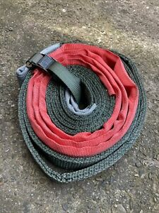 Land Rover Wolf 7XD WMIK British Army Tow Strap Rope 7 Ton New
