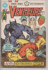 AVENGERS/VENGEURS #66/67 french comic français EDITIONS HERITAGE