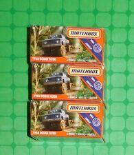 2020 Matchbox Power Grabs - 1968 Dodge D200 - Lot of 3