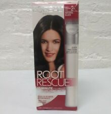 Loreal Root Rescue 10 Minute Root Coloring Kit Natural Black # 2 Hair Color Read