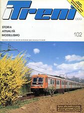 I TRENI ROMA ALLO STADIO IN TRENO  N° 102 - 1990 DURA6