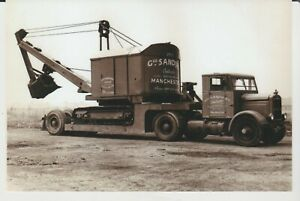 Photo, Scammell unit,  Geo Sanders,  Davyhulme,  Manchester