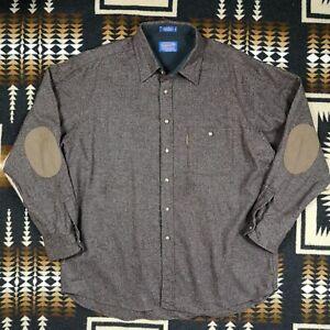 Vintage Pendleton Trail Shirt 100% Pure Wool Shirt 403