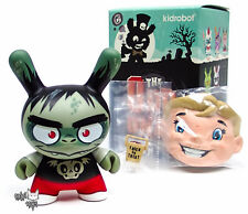Ghoulie Jack - The Odd Ones by Scott Tolleson x Kidrobot Dunny Series New in Box