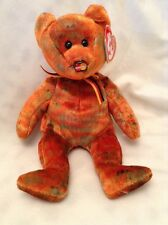 2004 Ty Beanie Baby MC Beanie IV  Mastercard Bear RETIRED -