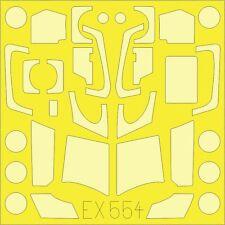 Eduard 1/48 Kaman SH-2G Super Seasprite Paint Mask # EX554
