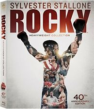 Rocky- Heavyweight Collection (40th Anniversary Edition) [Blu-ray] (Bilingual)