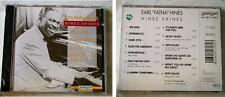 "EARL ""FATHA"" HINES - Hines Shines .. CD OVP/SEALED"