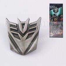 Transformers Decepticon LOGO Metal Brooch Pin New In Box