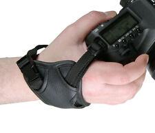 Kamera Kunstleder-Handschlaufe universal für DSLR Kameras 3-Punkt-Halterung