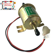 Lightweight 12V Electronic Fuel Pump 54-HEP-02A Small Size Cars Trucks Boats US