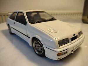 AutoArt 1:18 Sierra RS Cosworth Millennium Ltd Edt, Please read description.