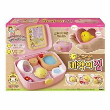 Mimiworld Talkative Chick's House Bird doll toy Ppiyak-e pet role play set
