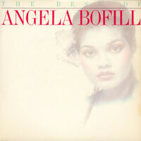 Angela Bofill - The Best Of Angela Bofill (Vinyl LP - 1986 - US - Original)