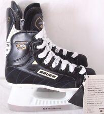 New listing Bauer Supreme 1000 New Tuuk Ice Hockey Skates Youth Women's Girl's Us 3D