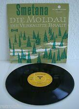 """Friedrich Smetana - Die Moldau / Die Verkaufte Braut   10"""" LP   LP: Near Mint"""