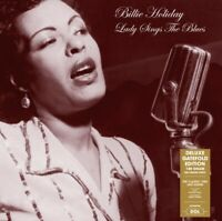 Billie Holiday Lady Sings The Blues Deluxe Gatefold VINYL LP DOL860HG NEW Album