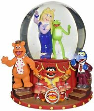 Westland Giftware Musical Resin Water Globe, Presenting The Muppets, 100m #11785