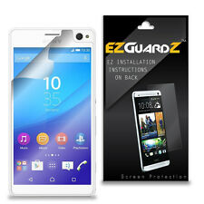 2X EZguardz LCD Screen Protector Cover HD 2X For Sony Xperia C4 (Ultra Clear)