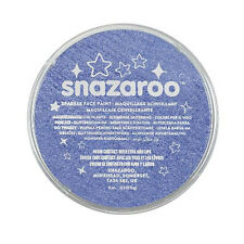 PROFESSIONAL SNAZAROO FACE PAINTS MAKE UP PAINTING BODY - 18ml SPARKLE