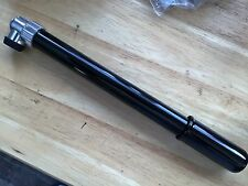 VINTAGE BMW NEW METAL TIRE PUMP R50/5 AND NEWER.  VERY NICE COPY OF THE ORIGINAL
