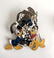 DCA Hollywood Backlot FAB 4 W/Movie Clapboard Disney Pin (B2)