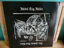 Blue Sabbath Black Cheer / Wicked King Wicker - Split LP - new copy - noise