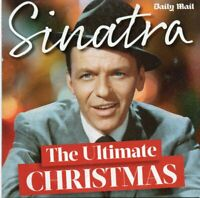 Promo Music CD, Frank Sinatra, Ultimate Christmas, 10 Tracks, First Noel