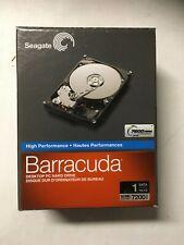 SEAGATE BARRACUDA 1 SATA TB/TO 32MB CACHE 7200 RPM FOR DESKTOP PC HARD DRIVE HDD