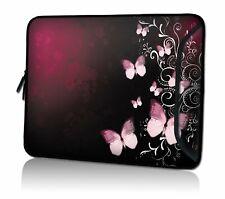 Laptop-Tasche 15,4 Zoll Notebook Sleeve Schutz-Hülle aus Neopren mit Zusatzfach