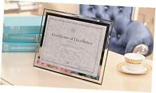 Grade Frame Crystal Glass A4 Photo Diploma Certificate Document Picture Stylish