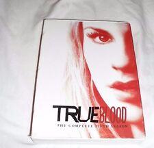 True Blood The Complete Fifth Season (5) DVD Set HBO
