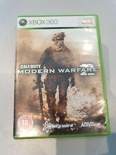 Xbox 360 game, Call of Duty, Modern Warfare 2