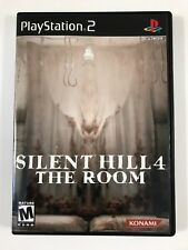 Silent Hill 4 - Playstation 2 - Replacement Case - No Game
