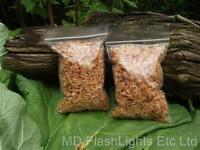 2oz MAYA DUST TINDER GREAT FIRE STARTER FOR BUSHCRAFT & SURVIVAL