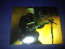 Bernard Sumner New Order Hand Signed 8X10 Photo Blue Monday Autographed