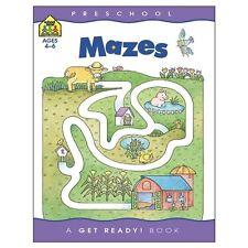 School Zone Preschool Workbooks 32 Pages - 420481