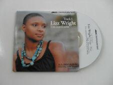 "LIZZ WRIGHT I'M CONFESSIN (+ PHILIPP WEISS STEVE KUHN) 2 TRACK 3"" INCH CD PROMO"