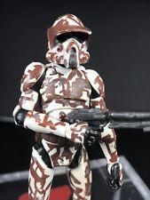 Star Wars The Clone Wars ARF clone Trooper Walmart Exclusive From Captain Keeli