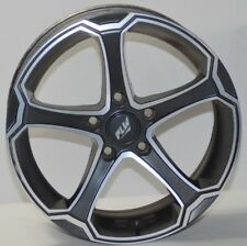 VW GOLF 5 V 6 PLUS PASSAT LENSO Proline Ruote PO CERCHI ALLUMINIO 7,5X17 ET38