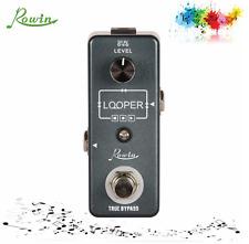 Rowin LEF-332 Micro guitar Looper Pedal Effect guitar Looper pedal  Recording