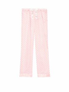 NWT Victoria's Secret Satin Lounge Pocket Pajama PJ Sleep Pants XS, S, M