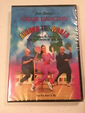 Jodi Stolove's Chair Dancing Around The World-Get fit in your chair-Ages 5 - 95