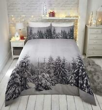 Fusion Christmas Starry Night Christmas Duvet Set Easycare Bedding Set