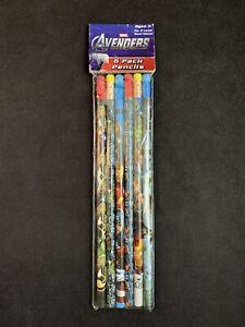 Marvel Avengers 6-Pack Pencils Style #6194AV (2013)
